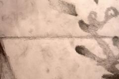 Schatten (Bleistift auf Papier, 21 x 29,7 cm)