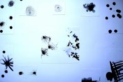 O. T. (Tusche auf Papier, 59,4 x 42 cm)