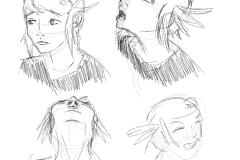 Sketch-Alayna-Blatt