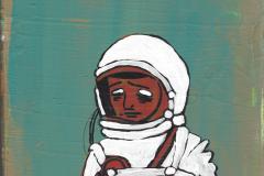 Astronaut-Juni
