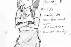 Kyrmoo E Isurando Skizze