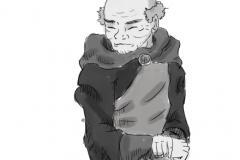 Servant Sketch