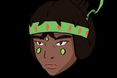 Uwanari-Kopf