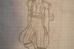 Sayoko-Fusai-005-Clown-Verkleidung